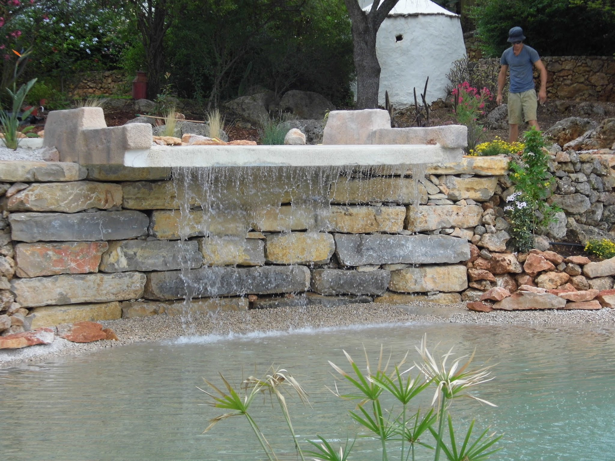Natural Swimming Pool Construction Pond Stars UK