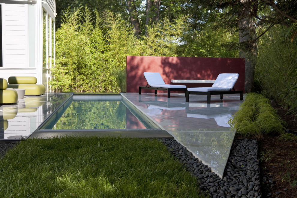 Fantastic-Small-Backyard-Pools-Ideas-in-Landscape-Contemporary ... on chaise sofa sleeper, chaise recliner chair, chaise furniture,