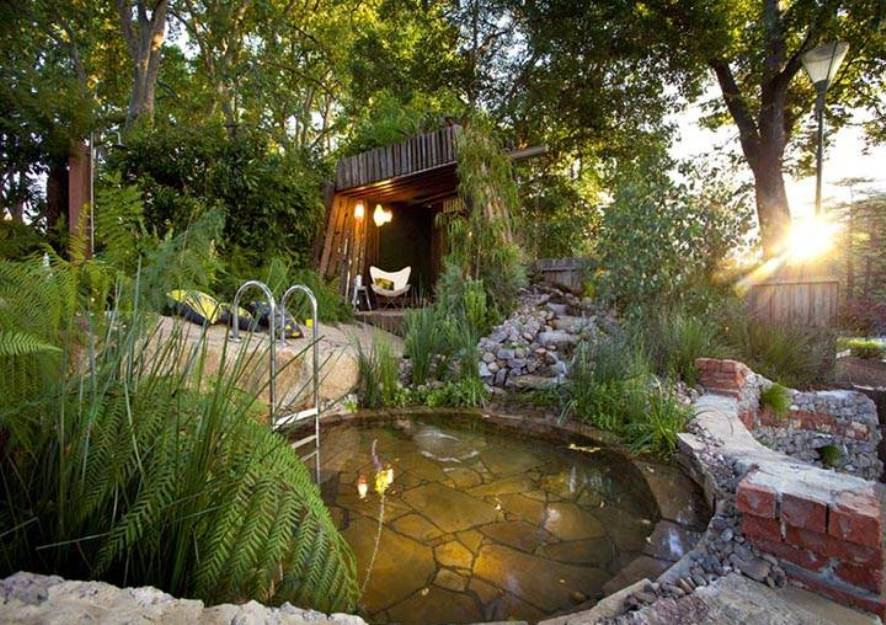 Natural Swimming Pool..get inspired!