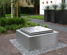 Pondless water feature - Pond Stars UK Dorset