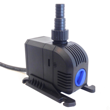 Fountain pump deal for small garden ponds buy now for Best small pond pump