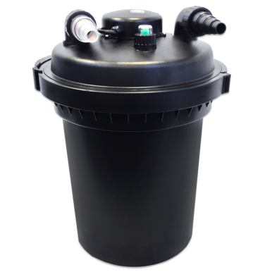 Pond filter pressurised pond filter pfc 20000 buy now for Pressurised pond filter