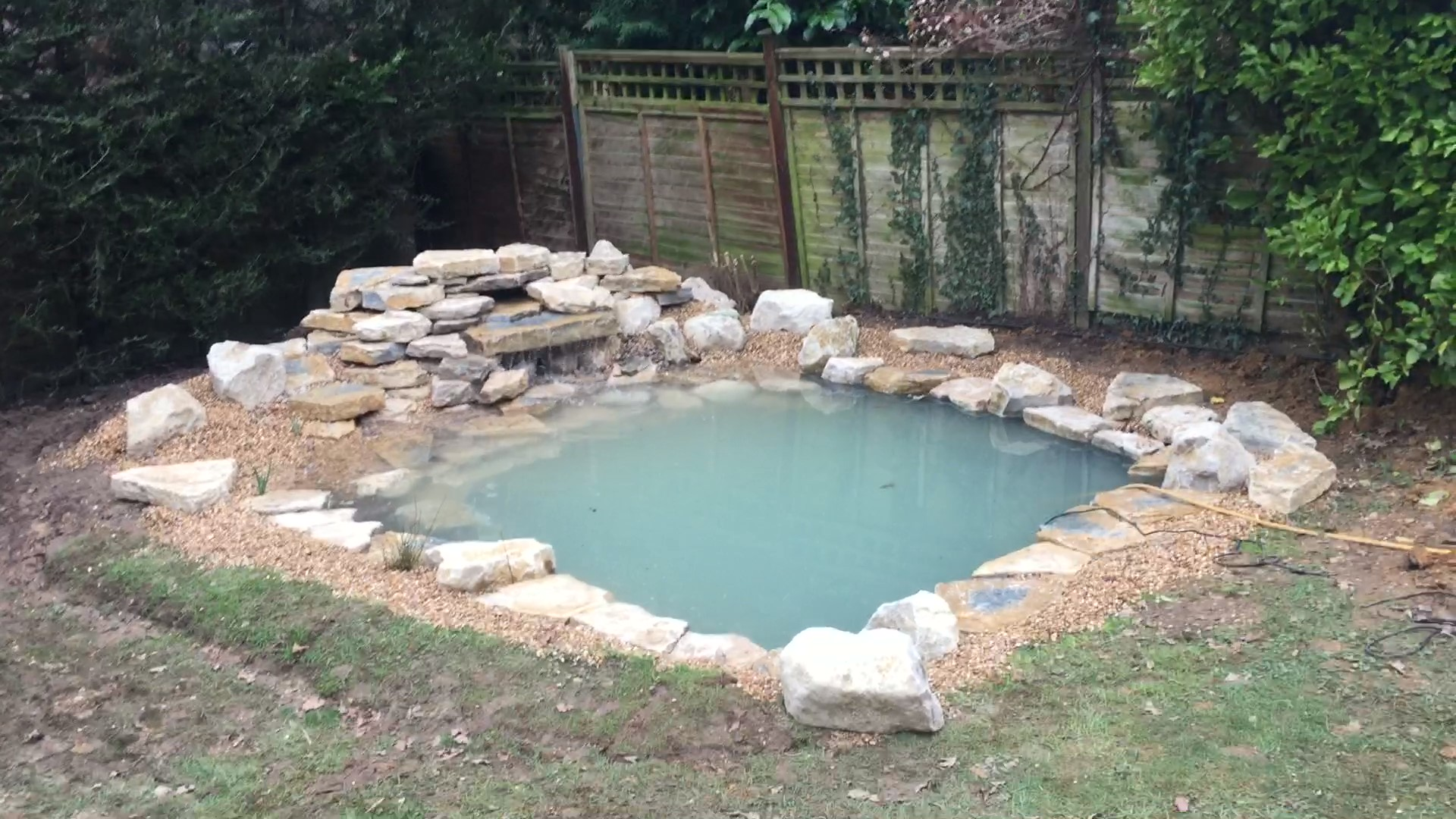 Pond Construction Dorset