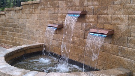 Blade Falls Ponds Design Inspiration Pond Stars Uk