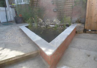 Pond Upgrade – Dorset