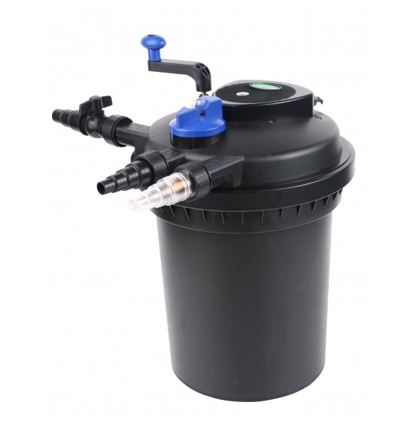 Cloverleaf Pressurised Filter – Product of the Week